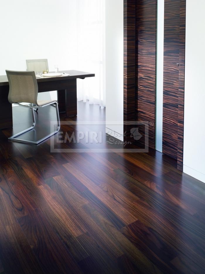 Třívrstvá dřevěná podlaha Palisander