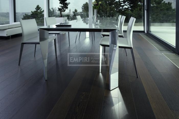 Třívrstvá dřevěná podlaha Wenge