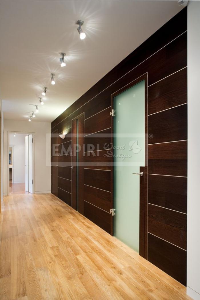 Třívrstvá dřevěná podlaha Dub rustikal bílé decapé