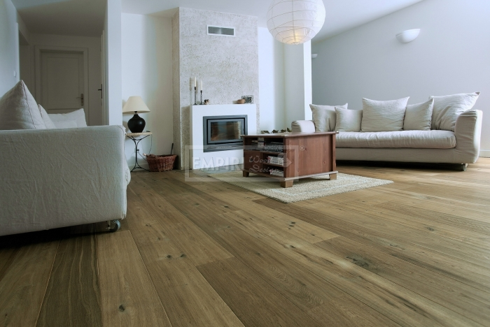Třívrstvá dřevěná podlaha Dub Nevada Solidfloor Vintage