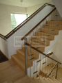 Masivní schody JAVOR