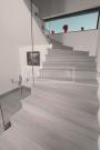 Masivní schody DUB bělený ALPINE