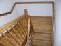 Masivní schody DUB klasik