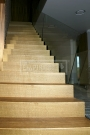obložení schodů Dub tzv. na bedbu