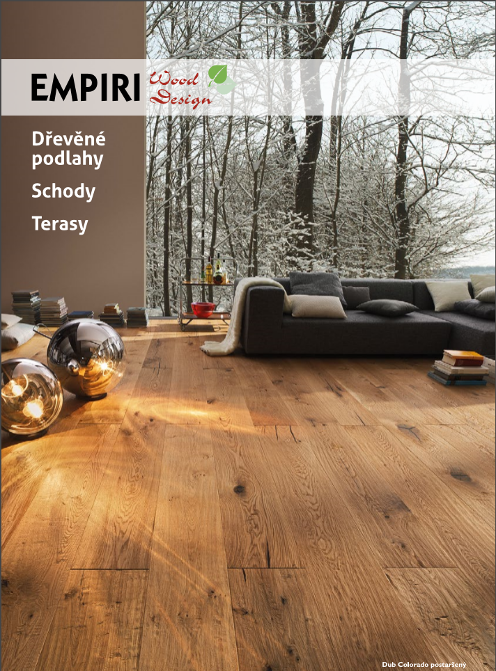 Katalog EMPIRI Wood Design s.r.o