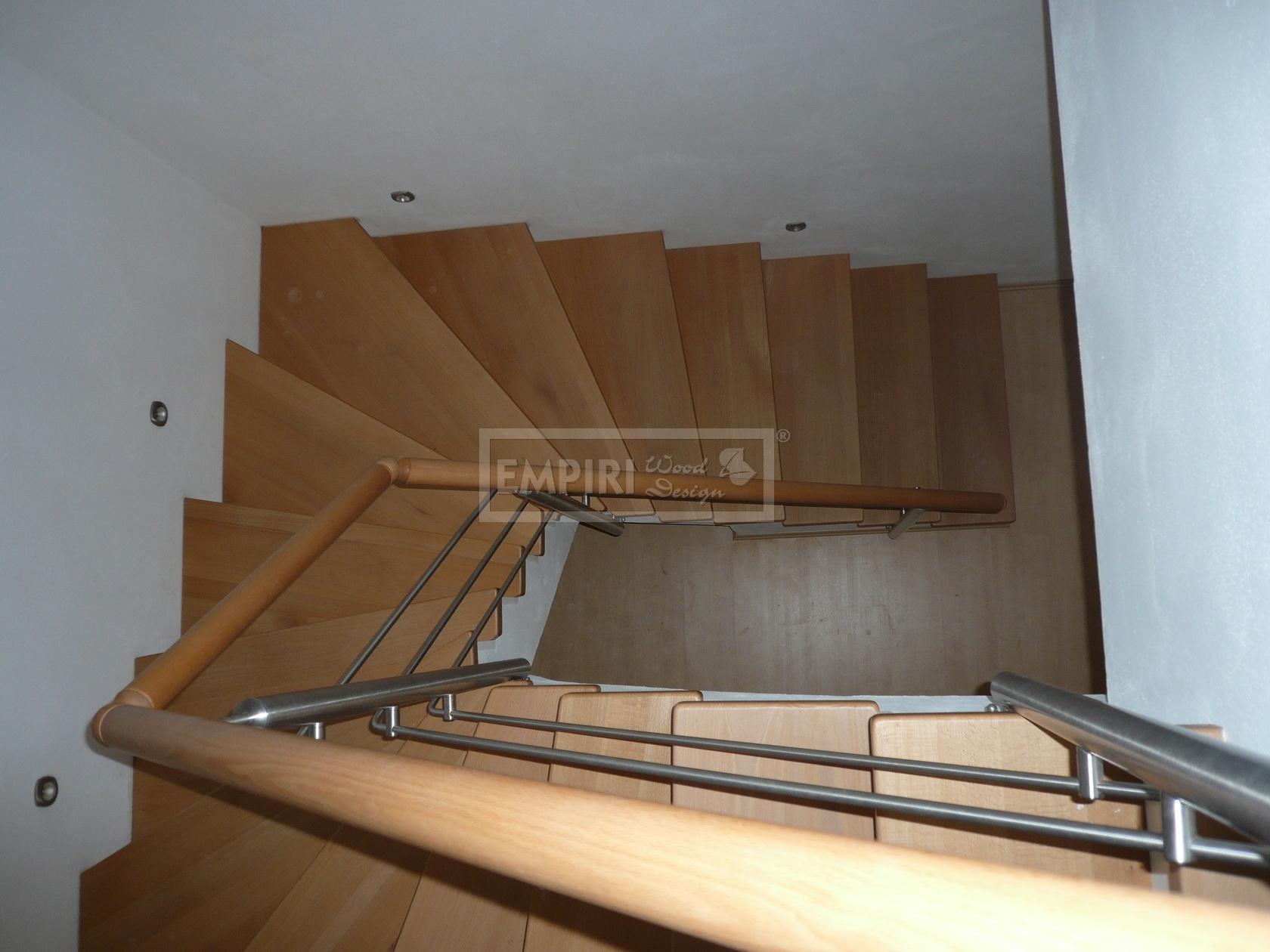 ... stránka » Dřevené schody » Masivní schody » Masivní schody BUK